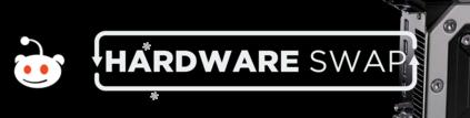 /r/HardwareSwap Logo